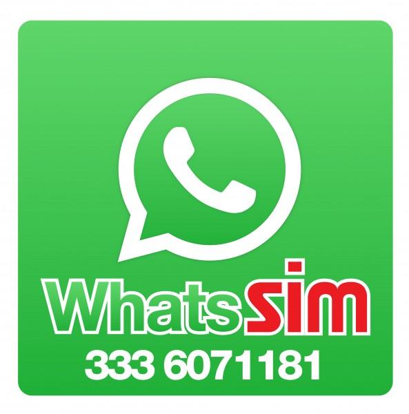 WhatsSim app per la gestione della casa