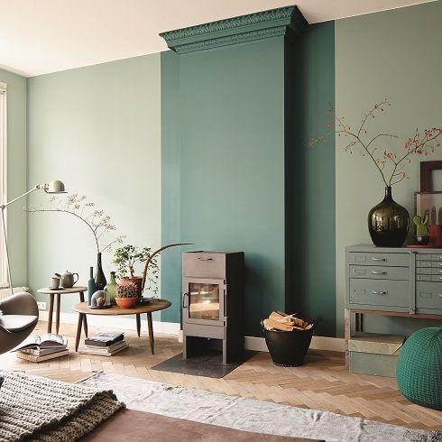 Colore pareti tono su tono