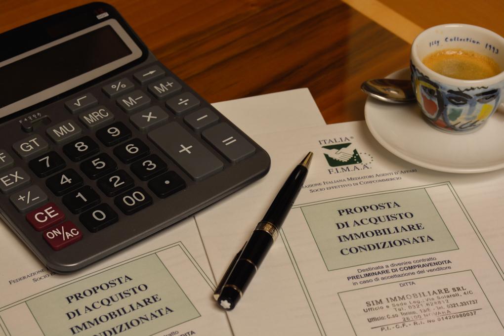 Proposta d 39 acquisto archives blog sim immobiliare - Proposta acquisto casa ...