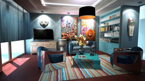dipingere le pareti di casa tendenze colore 2015