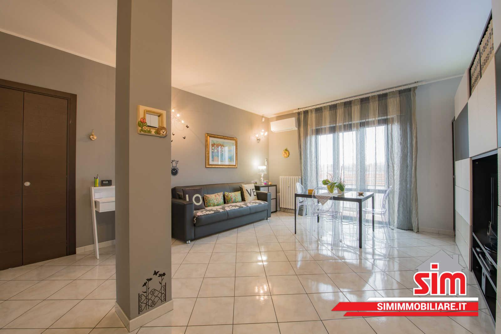 appartamento moderno in vendita a Novara