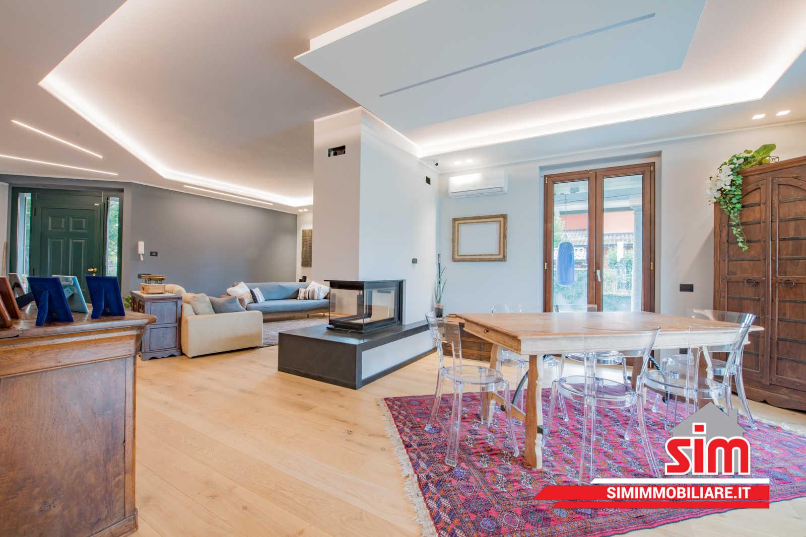 villa in vendita novara