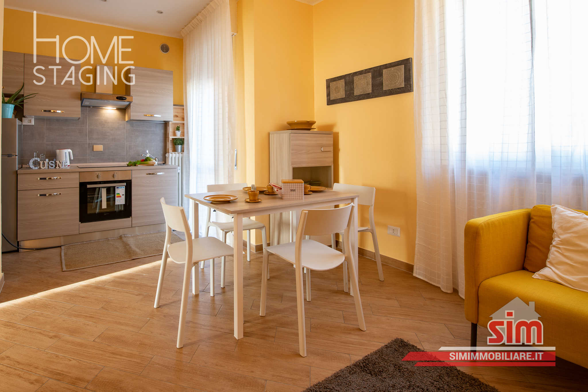 home staging a novara