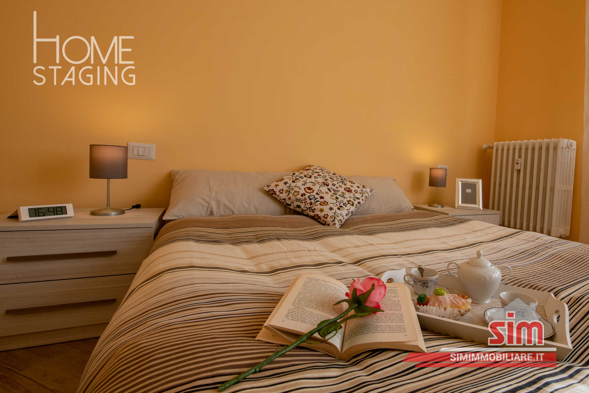 home staging per vendere casa