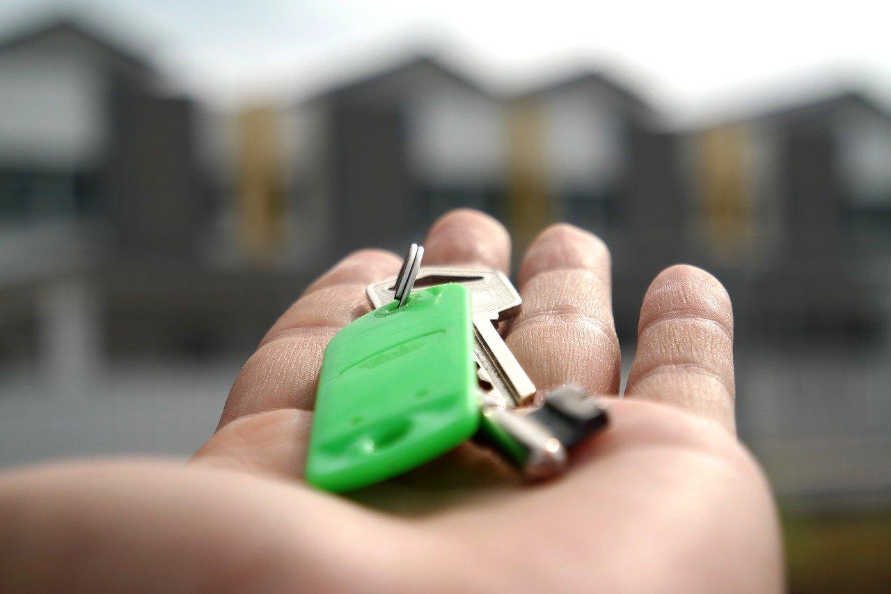 consegnare chiavi prima del rogito